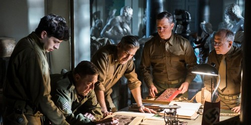 George Clooney;Matt Damon;John Goodman;Bob Balaban